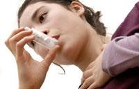 Jesienno-zimowe zaostrzenia astmy