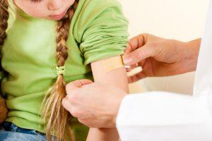 Plastry nikotynowe zredukowały napady u dziewczynki z rzadką postacią padaczki dziecięcej