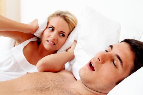 Bezdech nocny częstszy u chorych na astmę