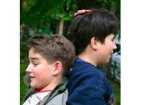 Jak rozmawiać z dzieckiem o jego niskim wzroście?