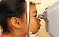 Kłopoty ze wzrokiem u osób chorych na astmę