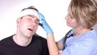 Wysokie ryzyko padaczki  przez 10 lat po urazie głowy