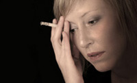 Palenie tytoniu a  depresja