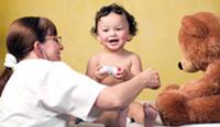 Rozpoznanie astmy u małych dzieci
