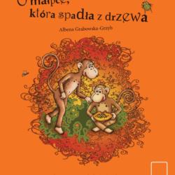 O Małpce, która spadła z drzewa (ebook)